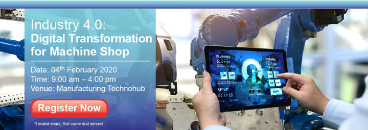 Industry 4.0: Digital Transformation for Machine Shop