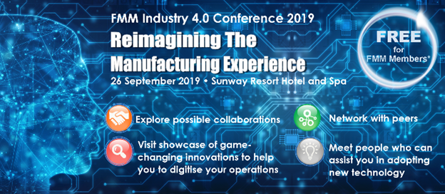 FMM Industry 4.0 Conference 2019