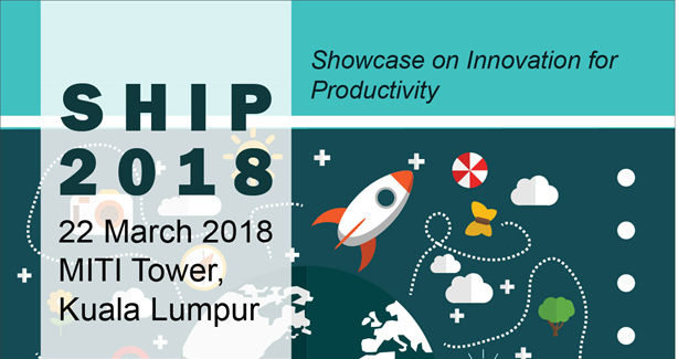 Showcase on Innovation for Productivity 2018
