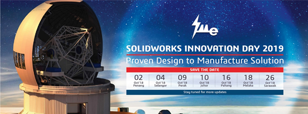 IME SOLIDWORKS Innovation Day 2019